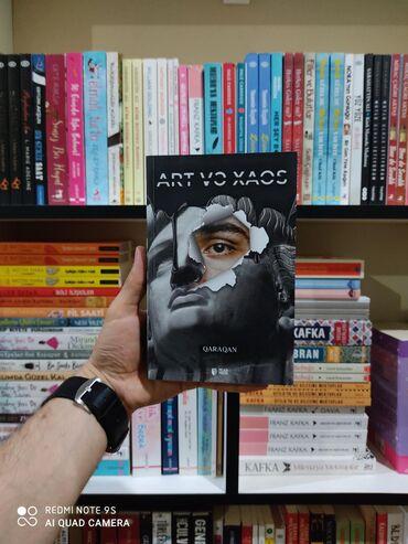 Kitab, jurnal, CD, DVD Gəncəda: Kitab yenidir