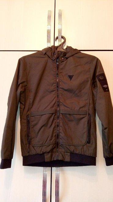 teplyj-puhovik-na-zimu в Кыргызстан: Продаю куртку в отличном состоянии.на мальчика 10лет