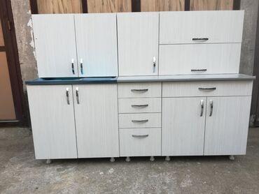 Sudopere - Srbija: Kuhinja 2m boja bjanco u cenu je uracunat lim za sudoperu radimo I u