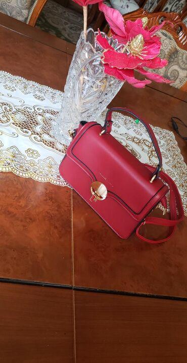 tufli charles keith в Кыргызстан: Продаю классную сумку от charles& Keith. Сумка абсолютно новая