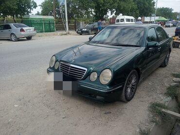 Mercedes-Benz в Баткен: Mercedes-Benz S-Class 2.7 л. 2003   285000000 км