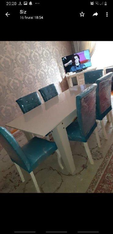 Дом и сад в Шеки: 430m 6 esed otaacaqla 8 neferlik qabaq stolu tecli olaraq