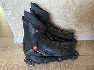 инверсионные ботинки бишкек in Кыргызстан   ГРУЗОВЫЕ ПЕРЕВОЗКИ: Роликовые ботинки 44-45 размер, Италия