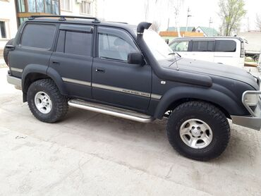 Toyota Land Cruiser 4.2 л. 1994 | 300000 км