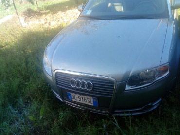 Audi A4 2006 - Belgrade