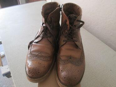 1.OPIS-Cipele muške 2.MATERIJAL-Koža 3.DUŽINA GAZIŠTA MERENO SA UNU