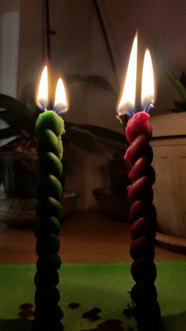 Свечи восковые для любви и денег в Бишкек