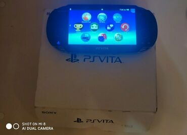 PS Vita (Sony Playstation Vita) - Azərbaycan: Ps vita instagram youtube google facebook her sey var super