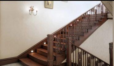 Экинчи этажга лестница жазайбыз арзан в Бишкек