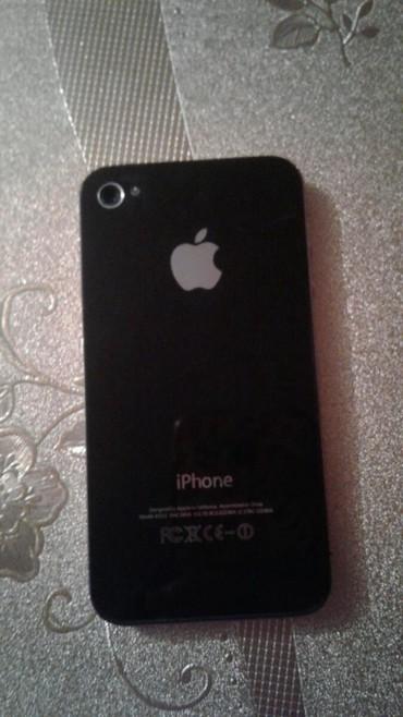 Elektronika Siyəzənda: Iphone 4s yaxşı işləyir heç bir problemi yoxdur üstündə adator və