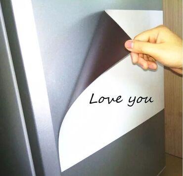 Магнитная доска на холодильник ― это не только современный и красивый