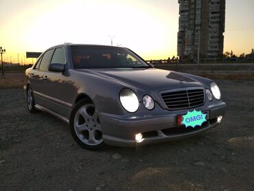 Mercedes-Benz E 430 4.3 л. 2000 | 190000 км