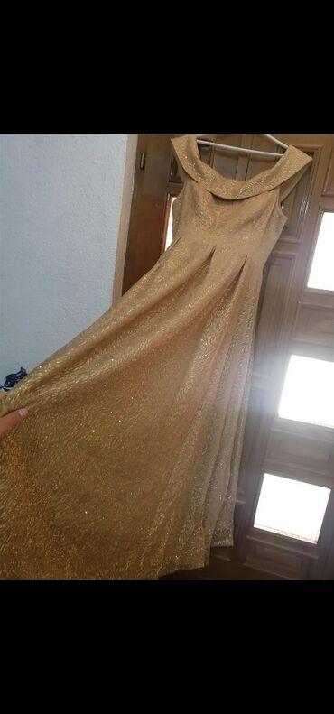 Personalni proizvodi | Kragujevac: Haljina nosena samo jednom bukvalno nova,broj 46 odgovara i mrsavijim