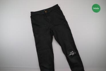 Детская одежда и обувь - Украина: Підліткові джинси з фабричною дірочкою Zara Kids, вік 11-12 р., зріст
