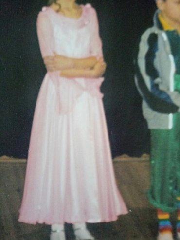 Продаю платье на девочку 11-13 лет. Шили на заказ. в Бишкек