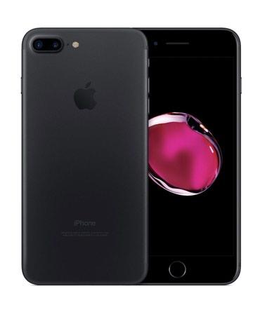 IPhone 7 plus, 32 Gb,  Black. Новый в коробке, в в Бишкек