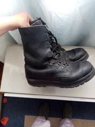 Vojne cizme, polovne bez ostecenja hitna prodaja 42 broj