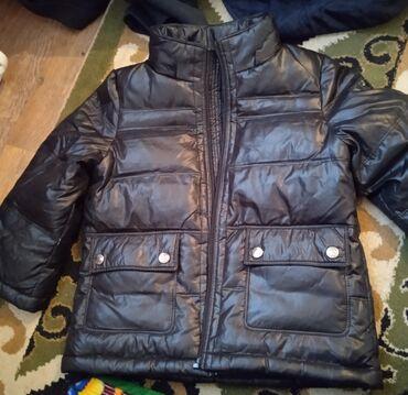 Срочно продаю детскую куртку можно и на теплую зиму носить состояние
