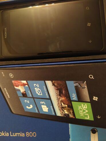 Nokia Lumia 800 Yenidir Qutuda.Orginal
