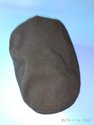 Кепка черная( шапка) Состояние отличное в Бишкек