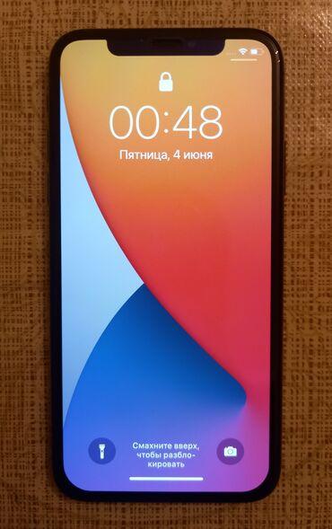 IPhone X | 256 GB | Boz (Space Gray) | İşlənmiş