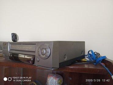 Elektronika Beyləqanda: Video kaset aparatı