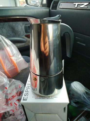 НОВИНКА!!! продаю кофеварки гейзерного в Бишкек