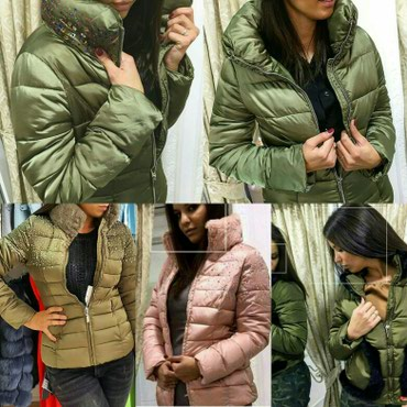 Nove jakne sa prirodnim krznom po sniženoj ceni, veličine 38 i 42. - Crvenka