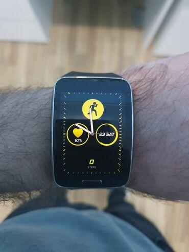 Samsung galaxy s2 - Азербайджан: Черные Унисекс Наручные часы Samsung
