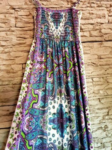 Calcedonia letnja haljina - Crvenka
