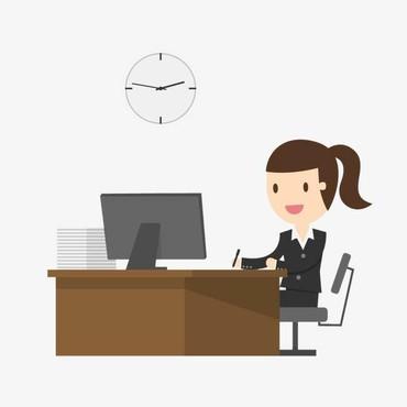 Требуется помощник бухгалтера работы с опытом в Бишкек