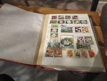 Искусство и коллекционирование - Бишкек: Продается альбом с марками