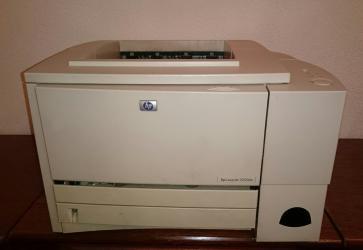 Ostali kompjuterski delovi | Srbija: HP Laser Jet 2200dn. Stampac normalno stampa kod jednostranog