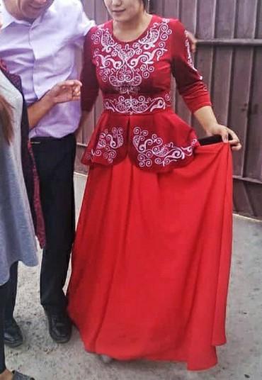 Сдаю на прокат национальное платье. в Бишкек