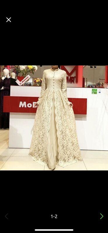 Нарядное платье. Производство Турция. Размер 38. Одевала 1 раз на
