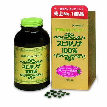 Спирулина Algae ( уникальный Бад) 2200