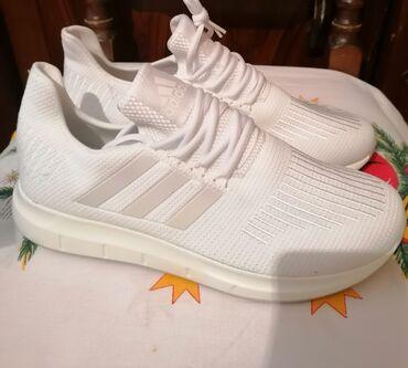Na prodaju nove ne koristene muske Adidas patike, velicine 46 duzina