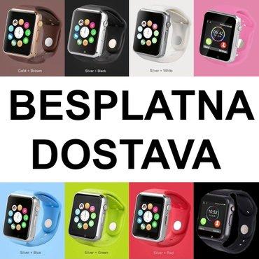 A1 pametni sat smart watch kamera telefon sim mp3 plejer - Beograd