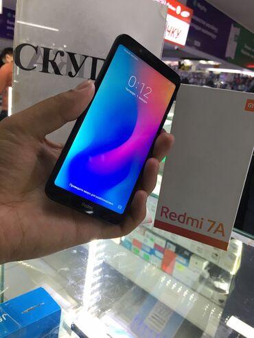 Б/у Xiaomi Redmi 7A 16 ГБ Черный