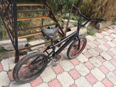 Спорт и хобби - Александровка: Продаю BMX нужно патшывник на педаль 1 шт остальное все в порядке