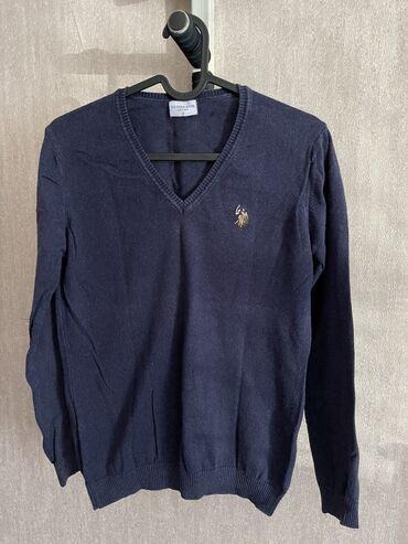 трикотажную кофту в Кыргызстан: Продаю кофту Us polo, размер S