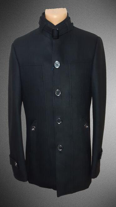 Распродажа! Мужские пальто, молодежный стиль. Размеры - 48, 50, 52