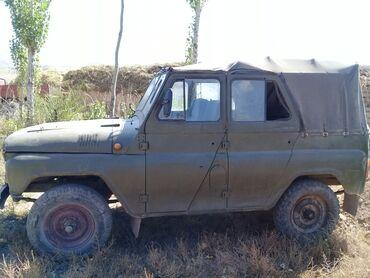UAZ - Бишкек: UAZ 2206 2.4 л. 1989 | 1000 км
