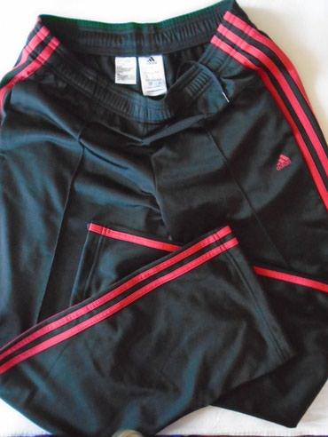 Nova Adidas trenerka, postavljena iznutra mekanom tkaninom, veličina - Beograd