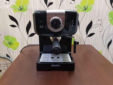 Продам рожковую кофемашину KRUPS в отличном состоянии,без потёртостей