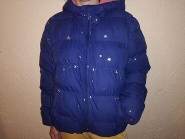 Decja jakna, veoma topla Original Bez ikakvih ostecenja, kao nova