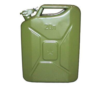 Другое - Кыргызстан: Канистра 20 литров в хорошем состоянии с дизельным топливом
