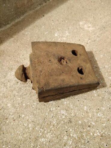 Originalna odbojna guma za prednji gibanj za Ficu stariji tip - Trstenik
