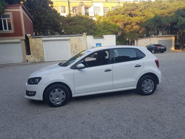 Volkswagen Azərbaycanda: Volkswagen CrossPolo 1.4 l. 2012 | 10000 km