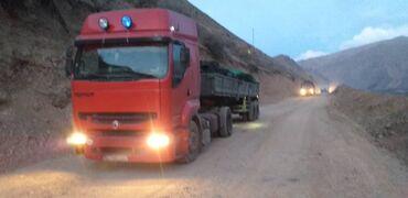 renault fuego в Кыргызстан: RENO,  Рено,  Renault PREMIUM 400 прицепом 1999г.   Нахаду отурдун ке